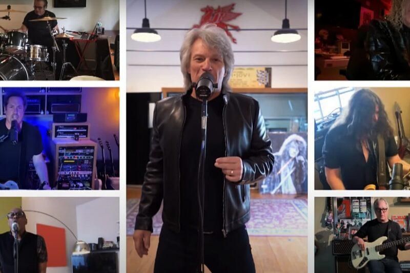 Bon Jovi cântă