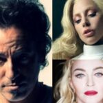 Bruce Springsteen / Lady Gaga / Madonna