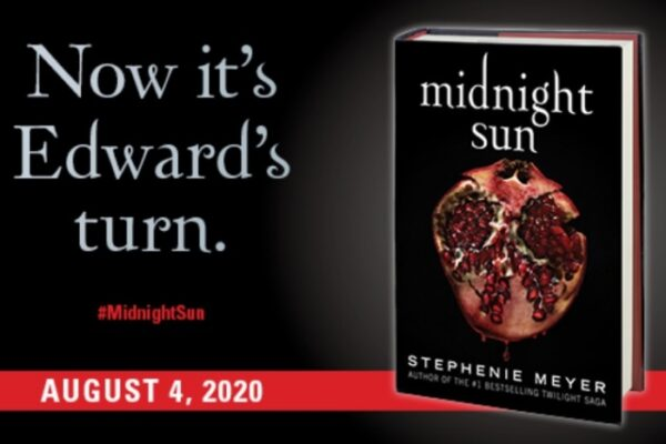 """Copertă """"Midnight Sun"""" (captură ecran)"""