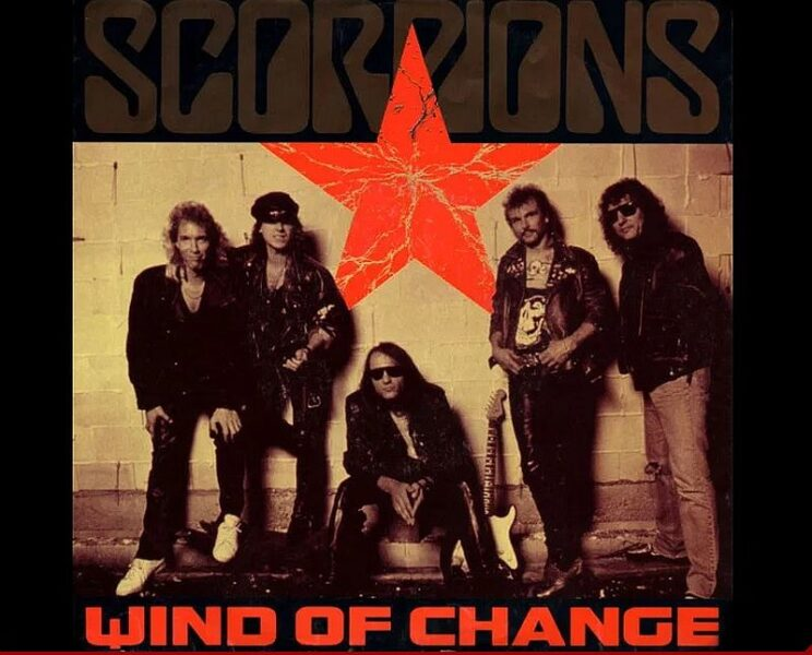 CIA Scorpions Wind of Change