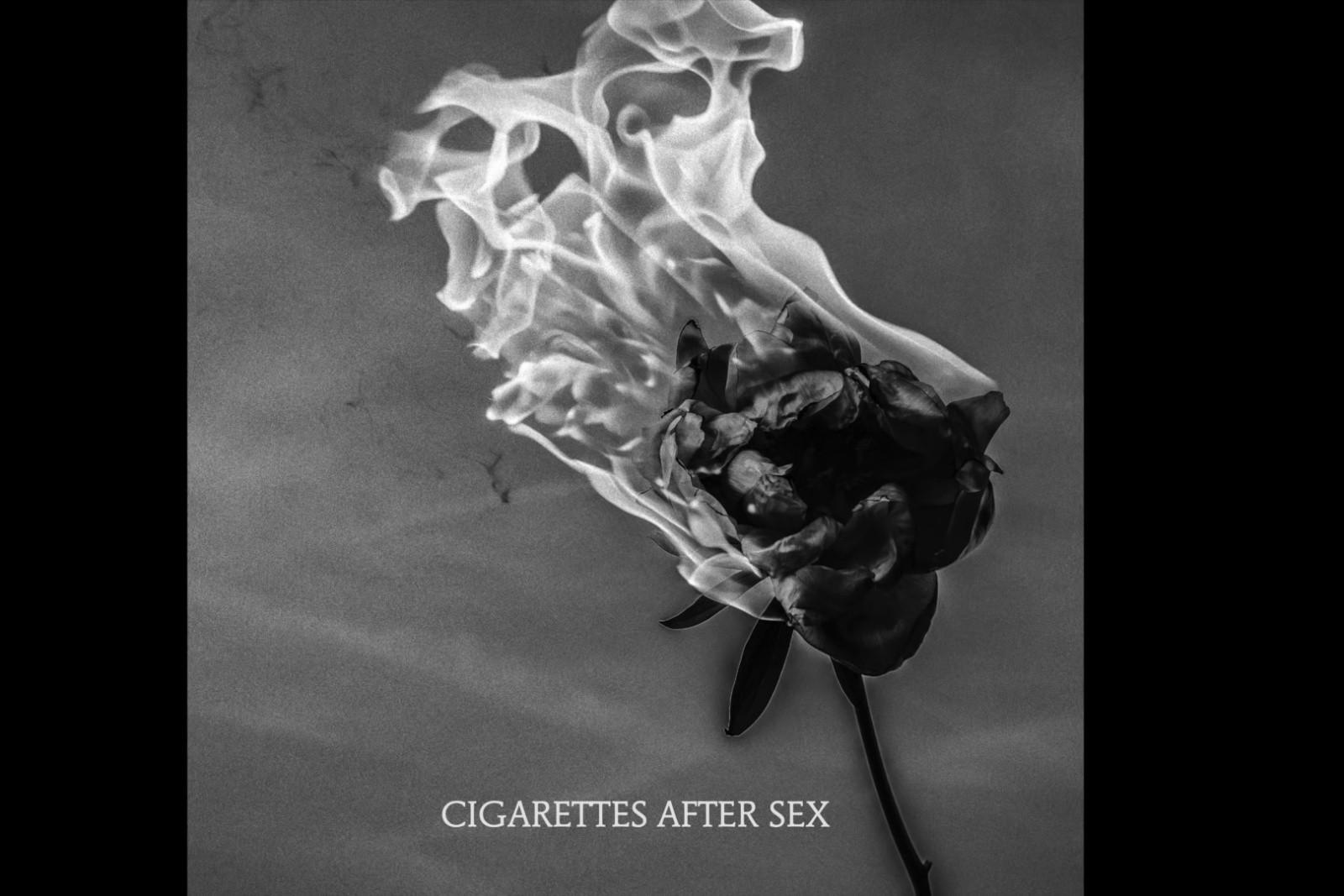"""Artwork """"You're All I Want"""" - Cigarettes After Sex (captură ecran)"""