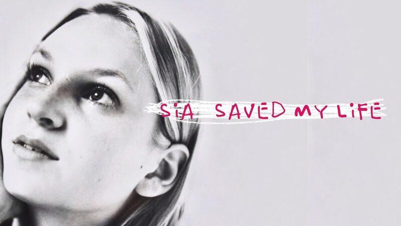 Coperta single Sia Saved My Life