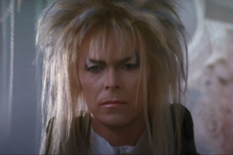 David Bowie în trailerul filmului