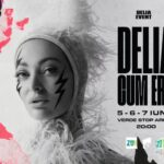 Poster Delia Concert Verde Stop Arena 2020