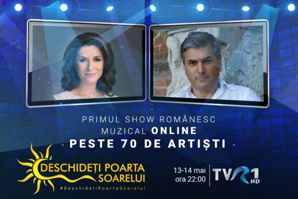 Deschideți Poarta Soarelui, show TVR