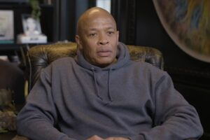 Dr. Dre în interviul cu Jimmy Iovine (captură ecran)