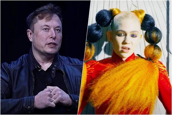 Elon Musk / Grimes