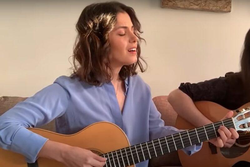 Katie Melua Live, din izolare