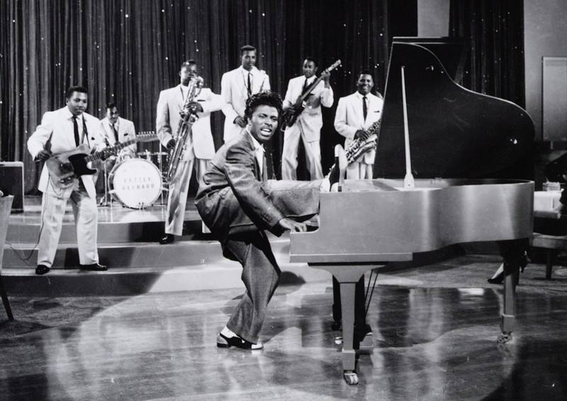 Little Richard live anii '60