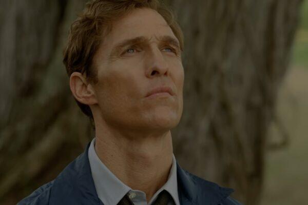 """Matthew McConaughey în """"True Detective"""" (captură ecran)"""