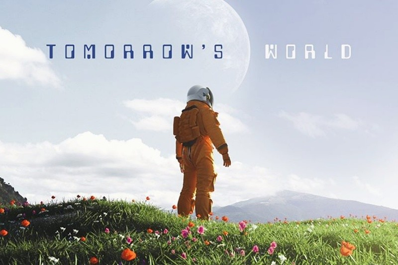 """Tomorrow's World"" (artwork single Matt Bellamy, Muse)"