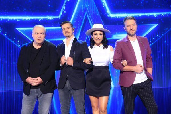 Juriul emisiunii Românii au Talent