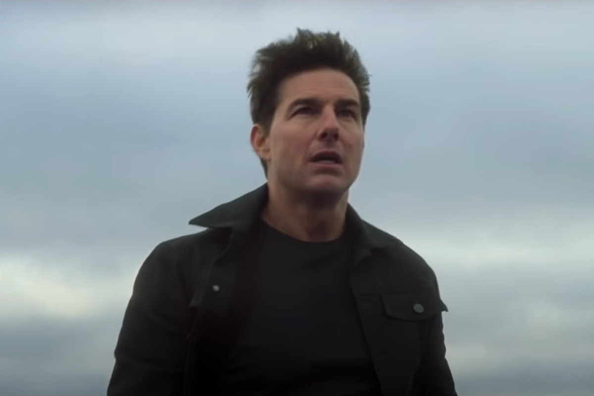 "Tom Cruise în ""Mission: Impossible - Fallout"" (captură ecran)"