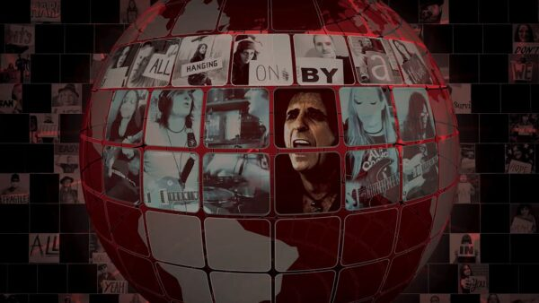 Videoclip Alice Cooper Don't Give Up