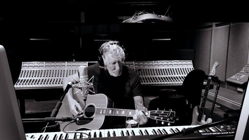 Videoclip Roger Waters Mother editie carantina 2020