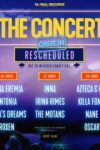 The Concert Drive In 2020 reprogramat