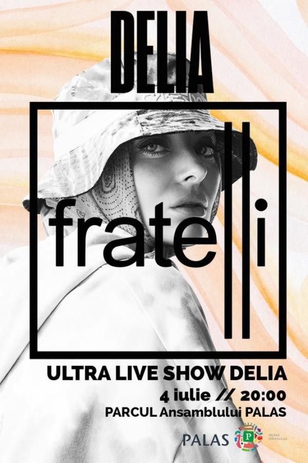 Delia la Fratelli Lounge & Club Iași