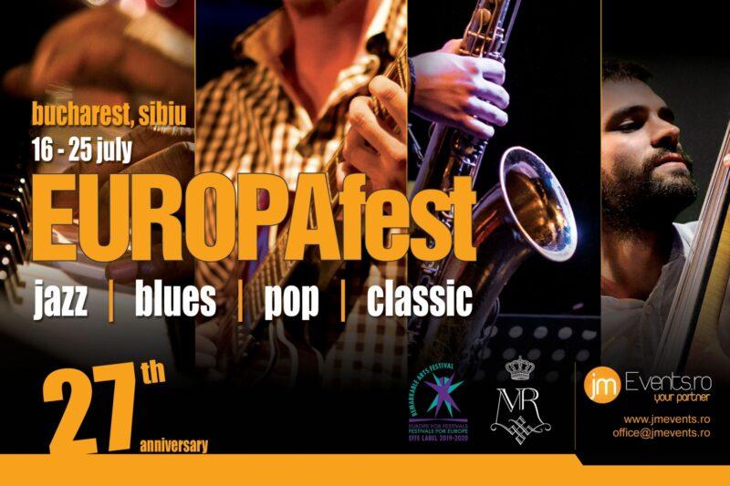 Poster eveniment EUROPAfest 2020
