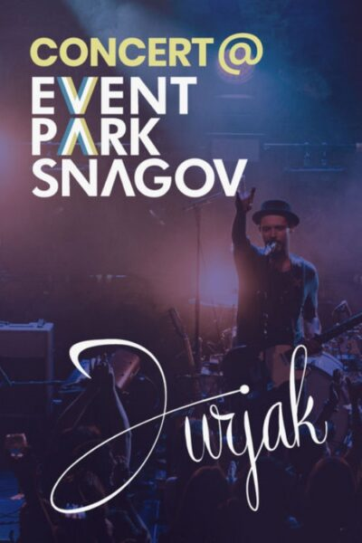Poster eveniment Jurjak - drive in