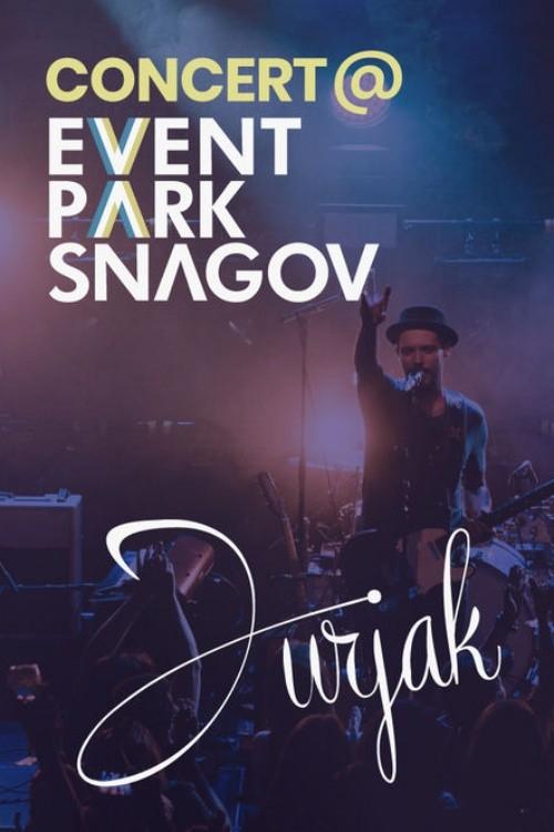 Jurjak - drive in la Event Park Snagov