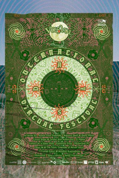 Poster eveniment Outernational Virtual Festival 2020