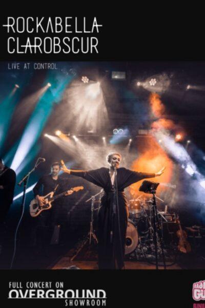 Poster eveniment Overground Showroom: Rockabella live la Control