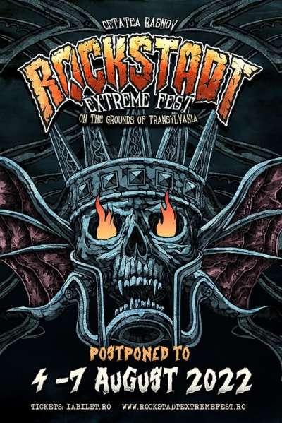 Poster eveniment Rockstadt Extreme Fest 2022