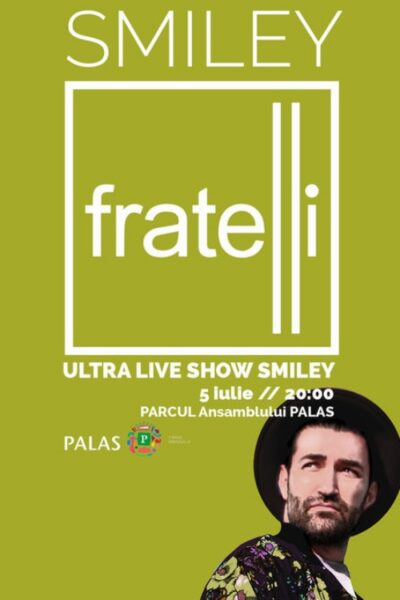 Poster eveniment Smiley