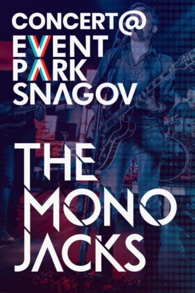 Poster eveniment The Mono Jacks - drive in