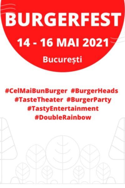 Poster eveniment BurgerFest 2021