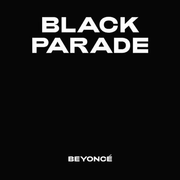 Coperta single Beyonce Black Parade