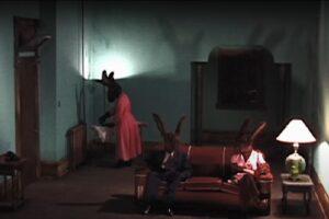 """""""Rabbits"""" - David Lynch (captură ecran)"""