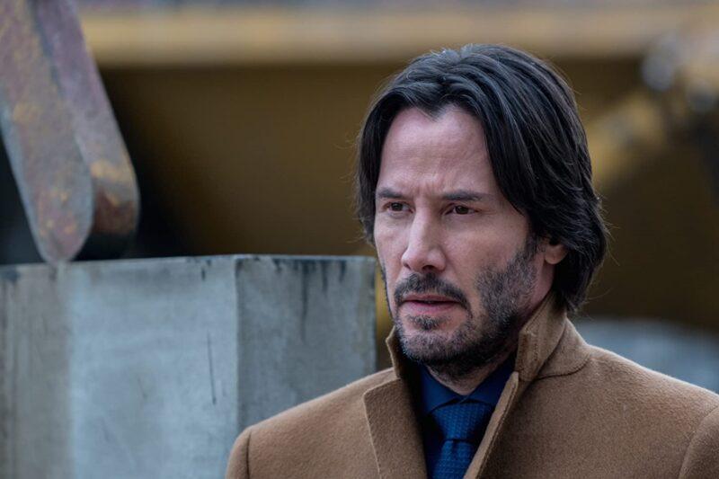 "Keanu Reeves în ""Siberia"" (2018)"