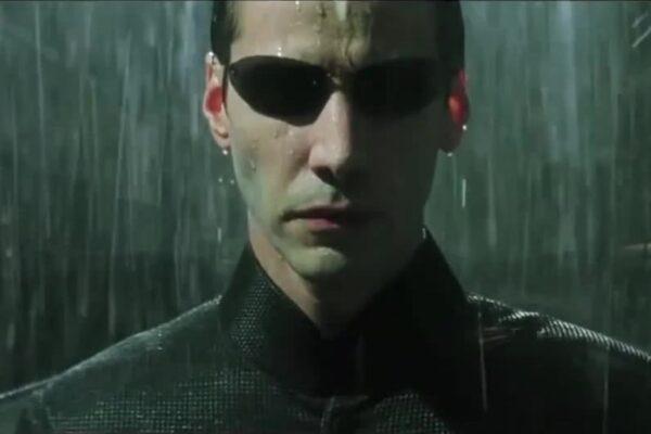 """Keanu Reeves în """"The Matrix Revolutions"""""""