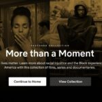 "Netflix - colecție filme ""More Than A Moment"""