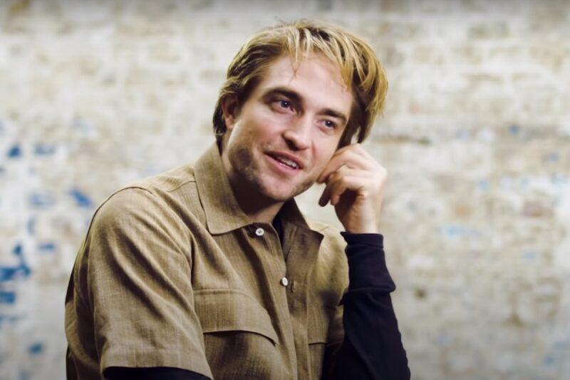 Robert Pattinson în interviul