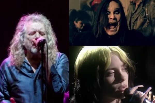Robert Plant / Ozzy Osbourne / Billie Eilish