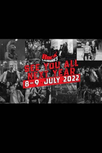 Poster eveniment Rock la Mureș 2022