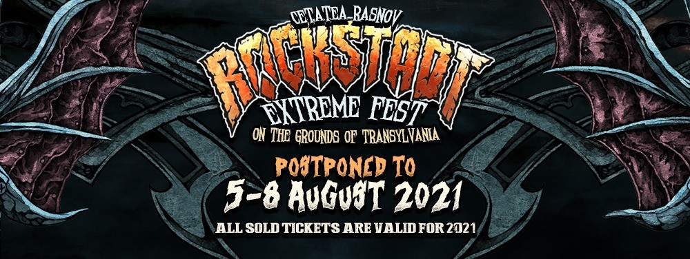 Poster Rockstadt Extreme Fest 2021