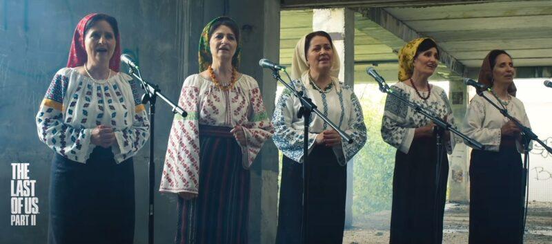 Surorile Osoianu cover The Last Us Part II Prin Valea Umbrei Mortii