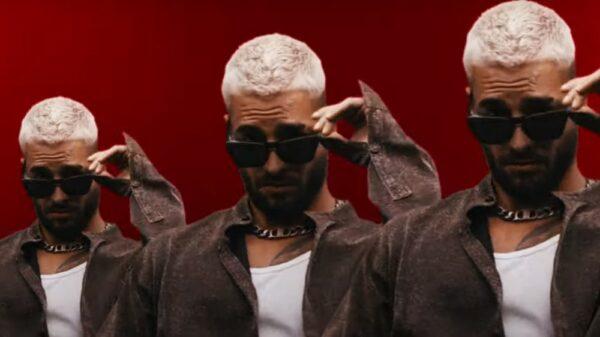 Black Eyed Peas, Maluma - FEEL THE BEAT