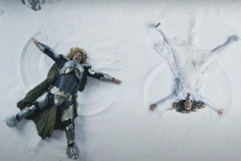 Will Ferrell și Rachel McAdams în trailerul filmului