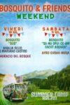 Bosquito & Friends / Weekend la Brezoi Summer Camp