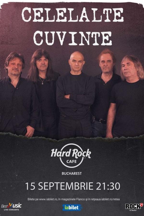 Celelalte Cuvinte la Hard Rock Cafe