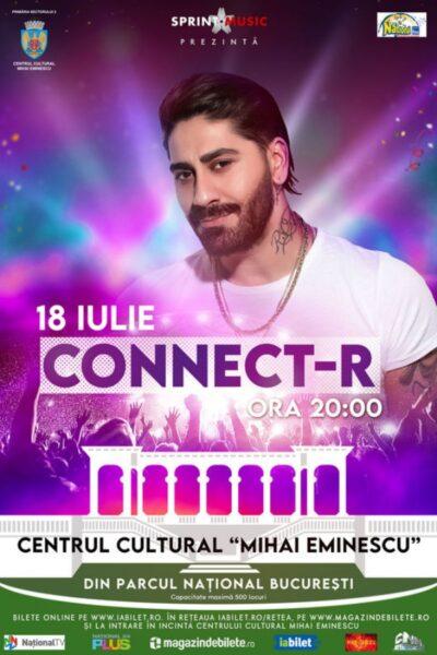Poster eveniment Connect-R
