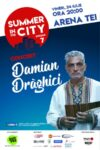 Summer in the city – Concert Damian Drăghici