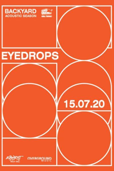 Poster eveniment Eyedrops