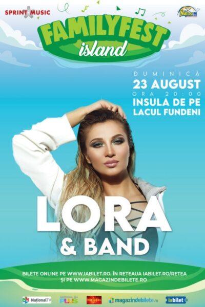 Poster eveniment Lora