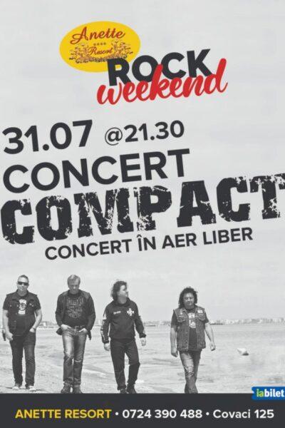 Poster eveniment Rock Summer Weekend
