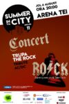 Summer in the City - Concert The R.O.C.K.